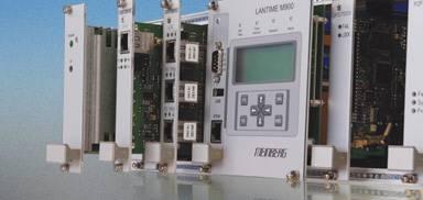 Meinberg Radio Clocks - Solutions for Time Synchronization