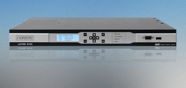 IMS - LANTIME M1000: Time and Frequency Synchronization Platform in 1U Rackmount-Enclosure