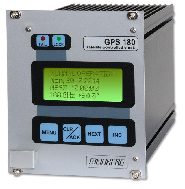 Gps Clock Gps 180