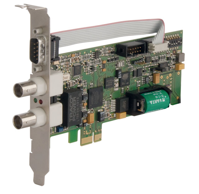 GPS Time Receiver for PCI Express: Meinberg GPS180PEX