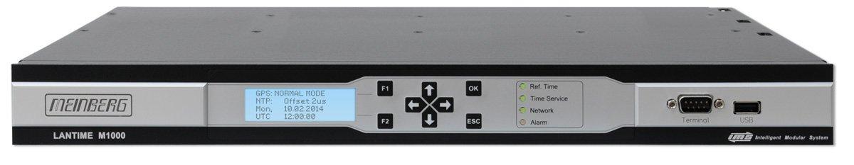 Modular Synchronization Platform LANTIME M1000