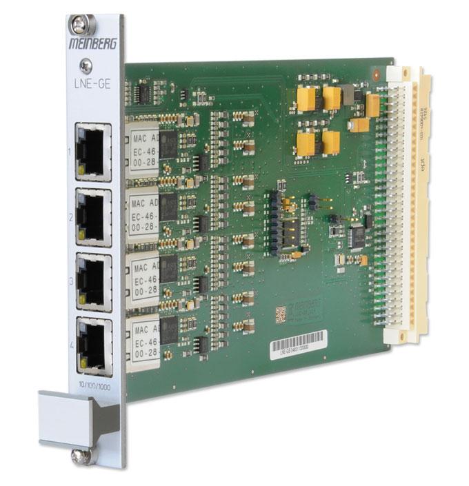 LANTIME Network Expansion LNE-GbE
