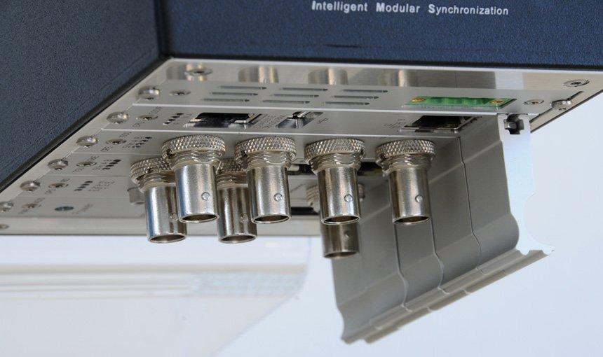 Modular Synchronization Platform LANTIME M500