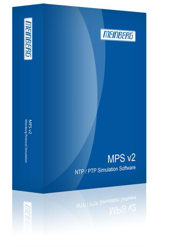 MPS v2 - NTP / PTP Simulation Software