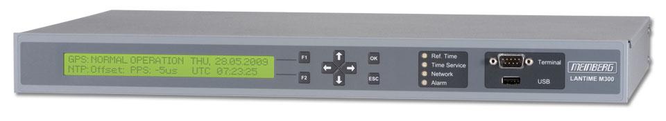 Rackmount Ntp Server Lantime M300