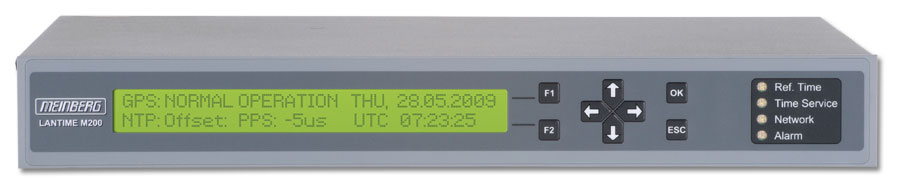 Compact Network Time Server LANTIME M200