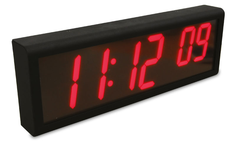 Ntp digital wall clock