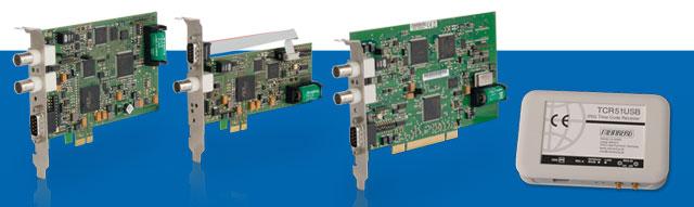 Product Image IRIG PCI / USB Clocks